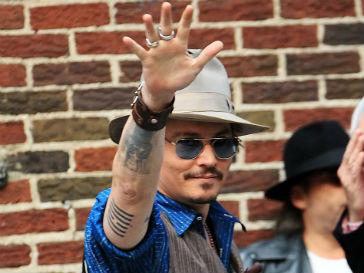 Джонни Депп (Johnny Depp) споет дуэтом с женой