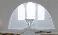 В Швеции открылся самый большой ледяной отель