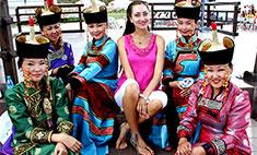 Кузбасс – Центр Азии. Большое путешествие Алины Старокоровой. Часть 1