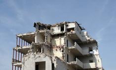 По факту обрушения дома на Лиговском возбуждено уголовное дело