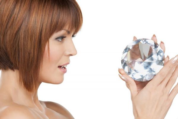 Как ухаживать за бриллиантами