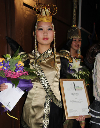 Национальный колорит стал отличительной особенностью Первого Забайкальского Международного Кинофестиваля