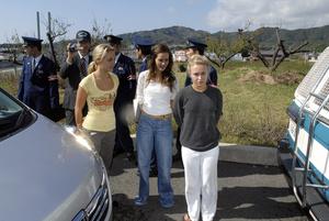 Хэйден Панеттьери даже была арестована, когда пыталась остановить охоту на дельфинов