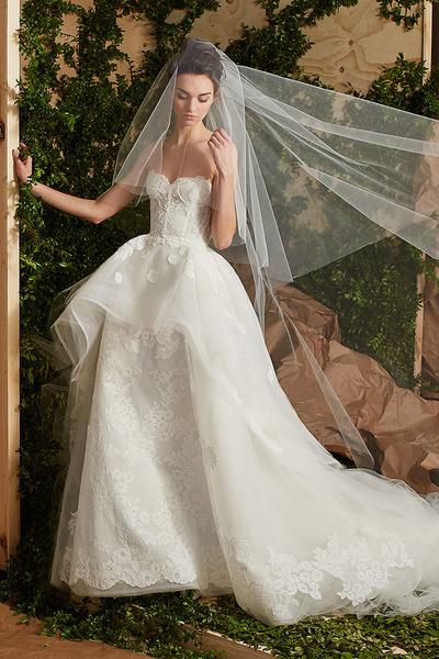 Лучшие коллекции Недели свадебной моды   галерея [7] фото [3]