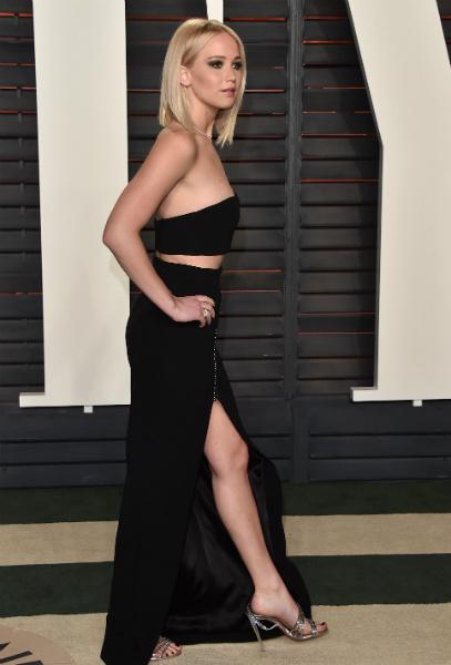 Дженнифер Лоуренс на вечеринке Vanity Fair
