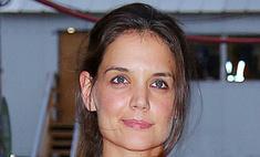 Модная слава: Кэти Холмс заработает на разводе с Томом Крузом