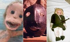 музеи мира начали показывать сети самые странные экспонаты