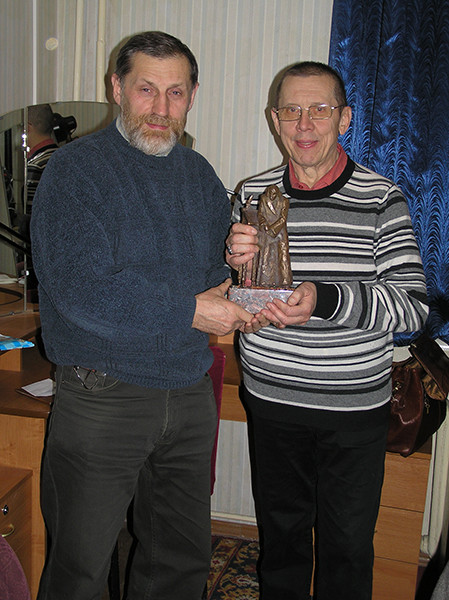 Валерий Золотухин и Александр Смирнов