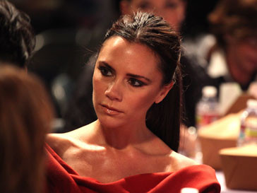 Виктория Бекхэм (Victoria Beckham) отказалась позировать во время беременности