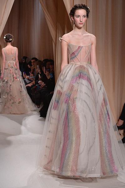 Показ Valentino Haute Couture | галерея [1] фото [35]