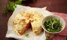 Необычное блюдо: блины из кабачков