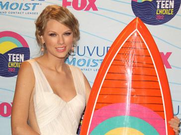 Тейлор Свифт (Taylor Swift) признана лучшей певицей