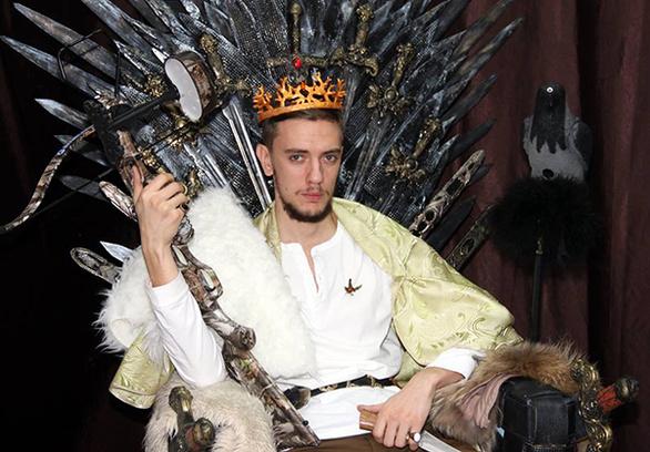 Железный трон