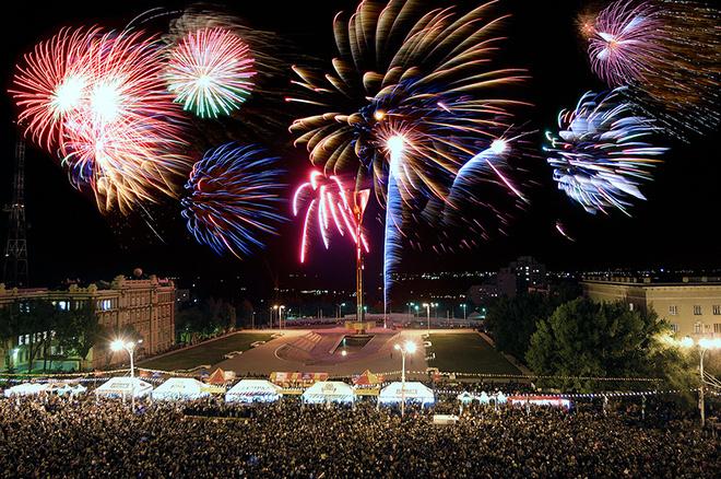 день города 2014 в Ростове-на-Дону