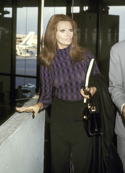 Софи Лорен, 1970 год