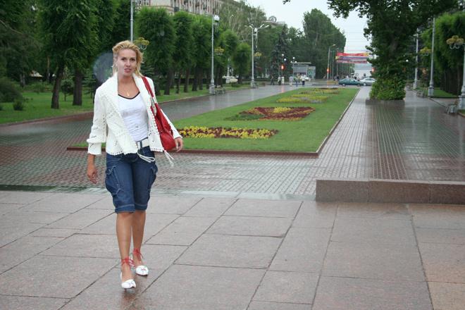 Ирина Лобачева, Волгоград, Аллея Героев, набережная Волгограда