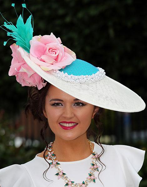 Королевские скачки в Аскоте: парад шляп   галерея [1] фото [8]