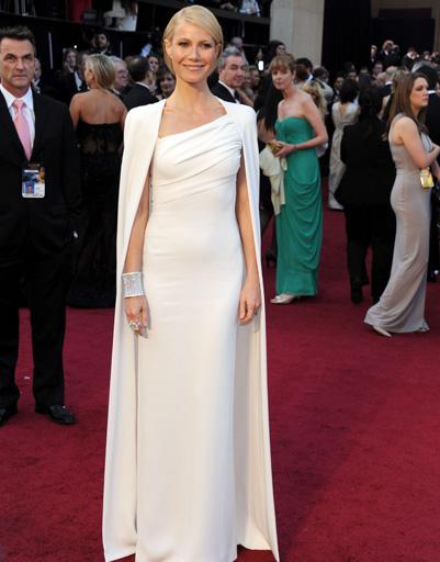 """Гвинет Пэлтроу (Gwyneth Paltrow) на """"Оскаре-2012"""""""