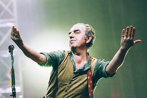 На концерте «Чайф» исполнит лучшее за 30 лет