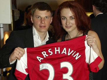Андрей Аршавин поможет детям