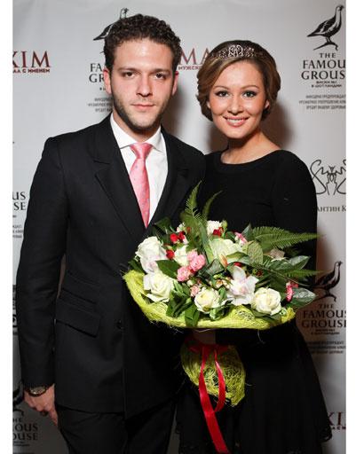 Мария Кожевникова и Константин Крюков