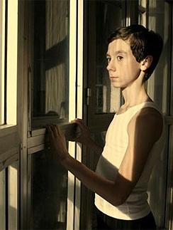 Кадр из фильма «Мой папа — Барышников»