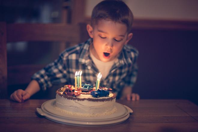 где отметить день рождения ребенку