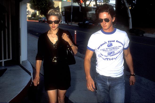 Мадонна иШон Пен снова сошлись спустя 30 лет после разрыва