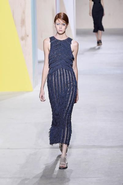 Неделя моды в Нью-Йорке: день девятый | галерея [2] фото [7]