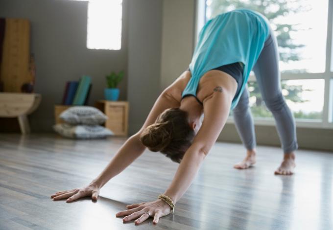 Йога, начинанающие