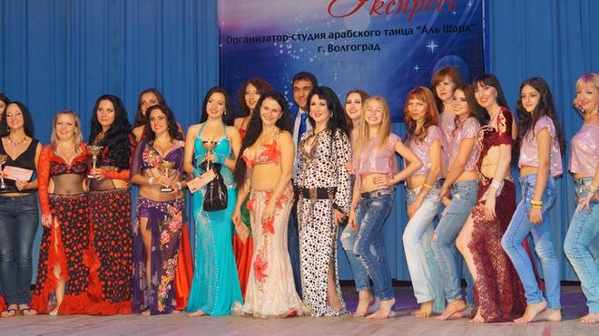 школы восточного танца в Волгограде