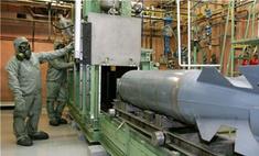 В США уничтожили 80% химического оружия