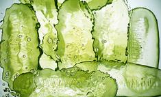 Заготовка на зиму из огурцов - салат Нежинский