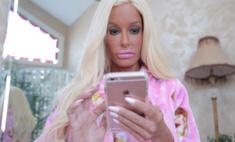 Мать пяти детей за $500 тысяч превратилась в Барби