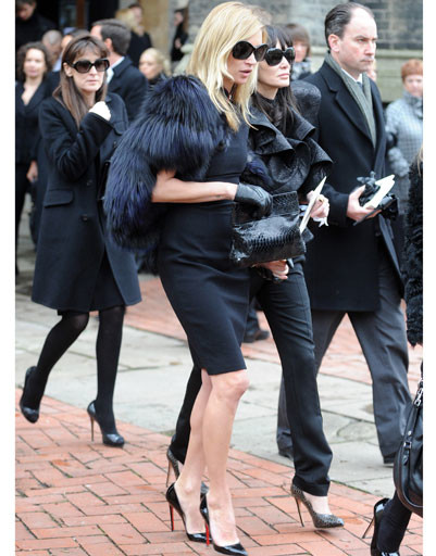 Кейт Мосс (Kate Moss) в Christian Louboutin