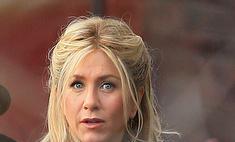 Дженнифер Энистон ударили по лицу накануне свадьбы