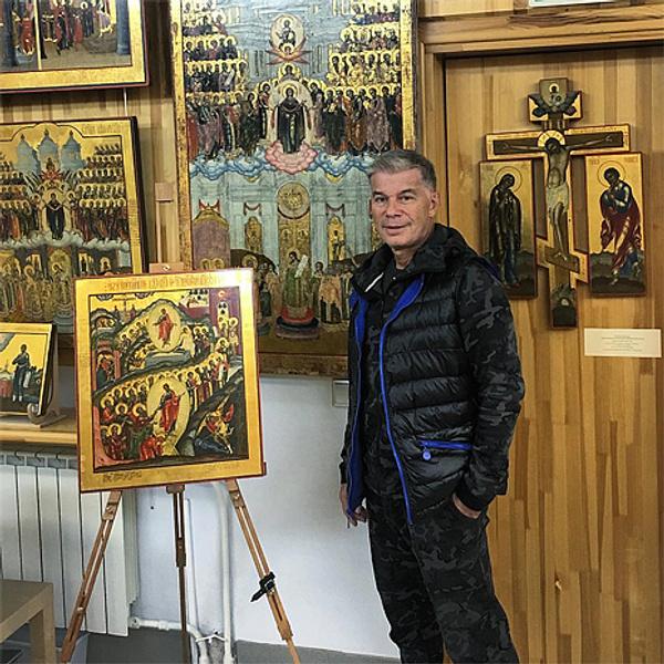 Олег Газманов в Екатеринбурге, фото