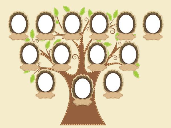 Родословная и семейное дерево.