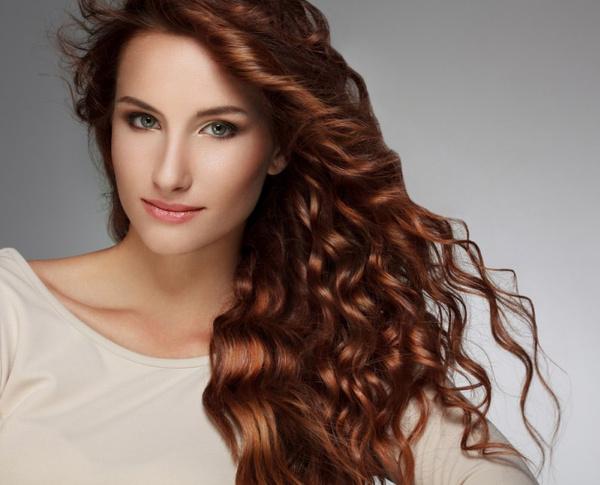 Кудри на волосы средней длинны