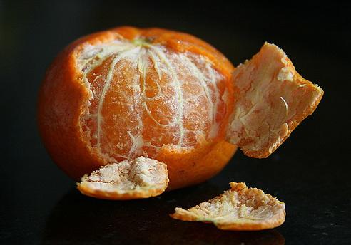 Калорийность мандарин