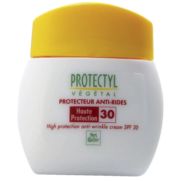Крем против морщин SPF 30, Protectyl, Yves Rocher