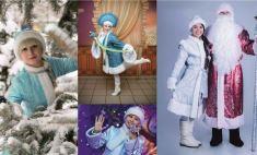Новогодние красавицы: 16 Снегурочек Оренбурга