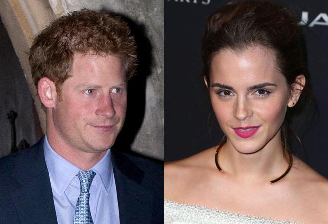 Принц Гарри и его девушка, Эмма Уотсон личная жизнь