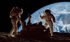 Космонавты превращаются в стариков за полгода
