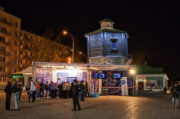 Музей истории Екатеринбурга (Метальная лавка), фото