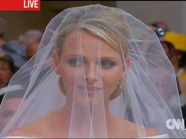 князь Альбер, княгиня Шарлен, свадьба в Монако