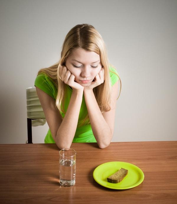 Симптомы анорексии