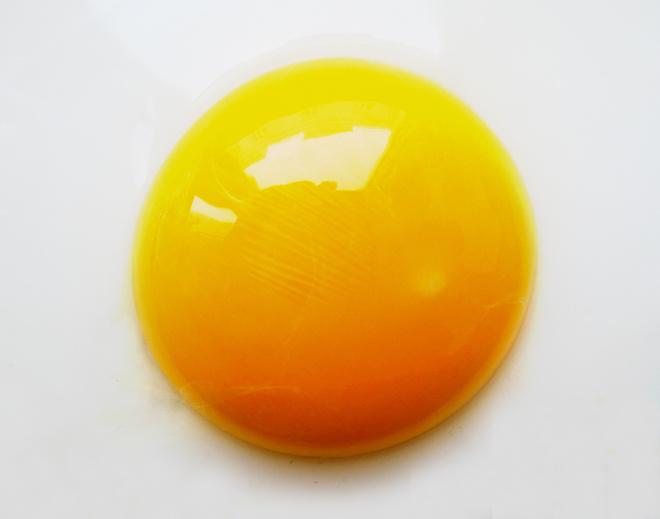 желток грудничку