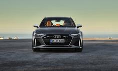 Легенда RS: новый Audi RS 6 Avant