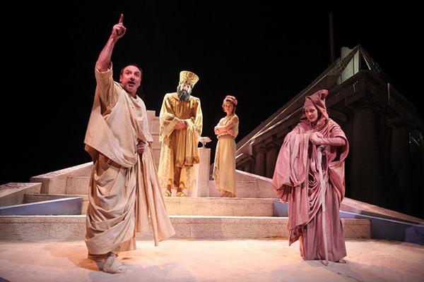 гастроли театра в Тюмени